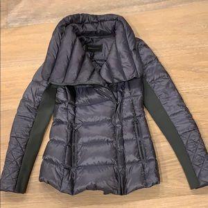 BCBGMaxAzria puffy down jacket